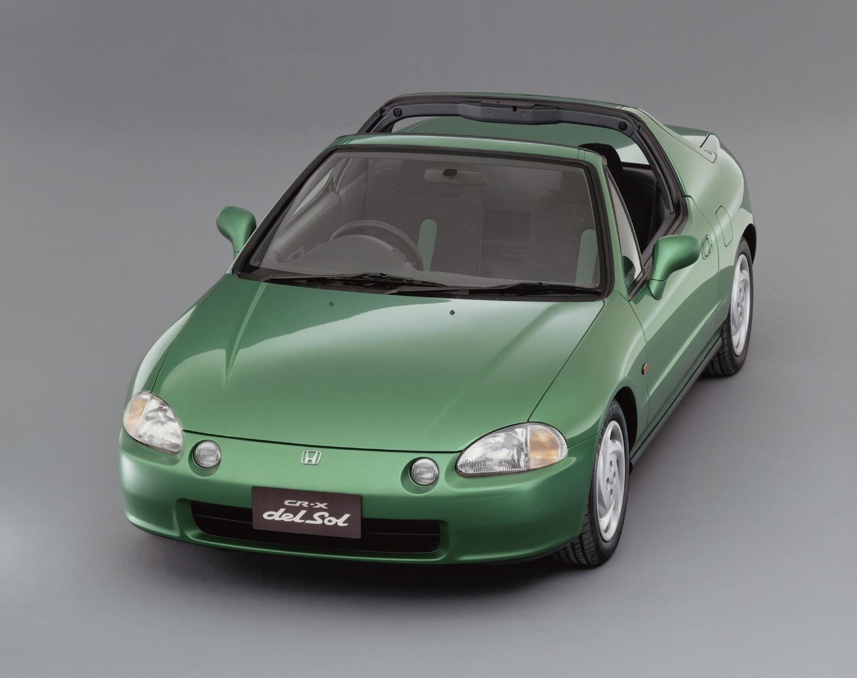 COC modèle Honda CRX