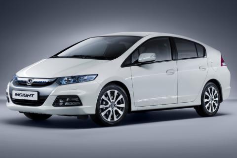 COC modèle Honda Insight